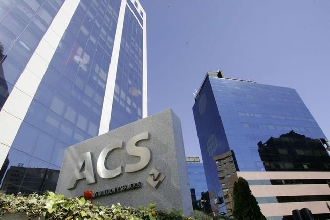 El 66,6% de los accionistas de ACS cobra el dividendo complementario en acciones