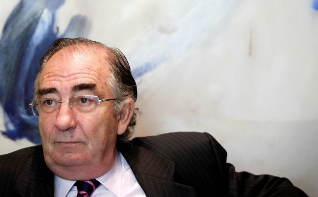 Amado Franco deja la presidencia de Ibercaja Banco