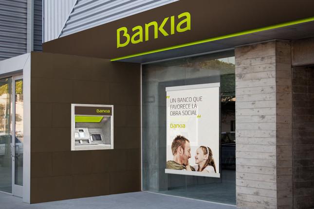 """Bankia espera un """"sustancial"""" incremento de beneficios en 2015"""