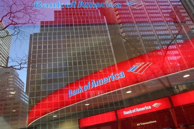 Bank of America gana 13.068 millones de euros hasta junio
