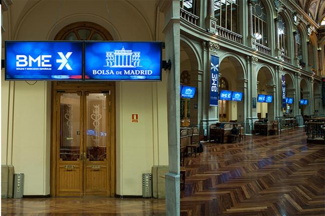 BME repartirá un dividendo de 0,4 euros por acción
