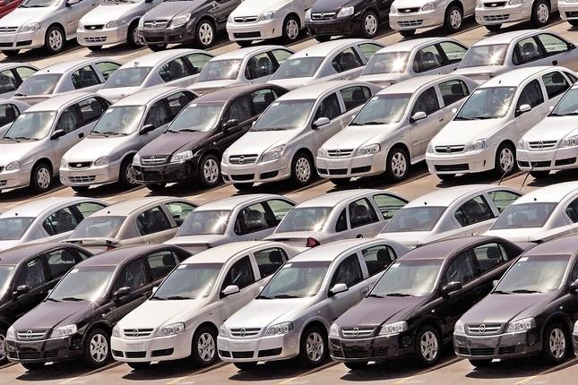 Las ventas de coches en Europa caen un 0,4% en abril