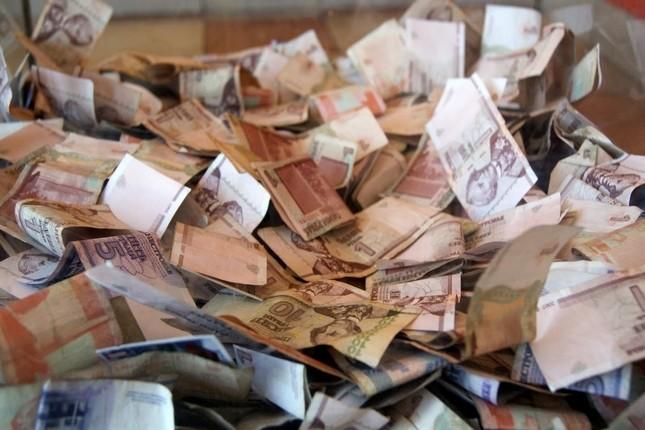 La deuda externa de Colombia llega a los 97 millones de euros