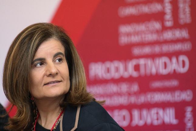 Bañez presenta el informe anual del Fondo de Reserva de Pensiones