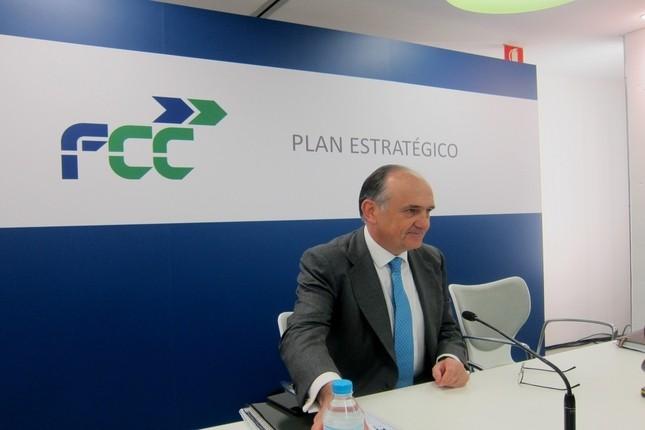 FCC descarta comprar a Bankia su 24,9% de Realia