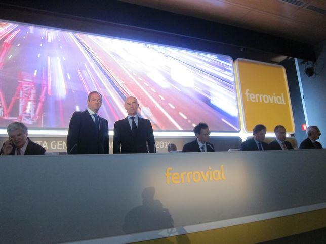 El fondo británico TCI aflora un 1% en Ferrovial