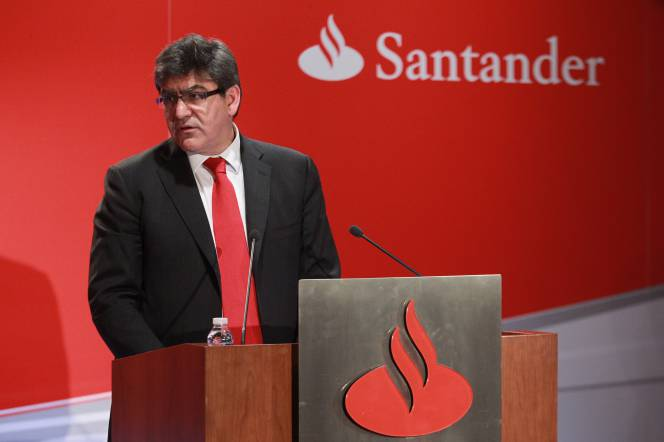 Banco Santander espera elevar un 40% el número de consumidores 'leales'
