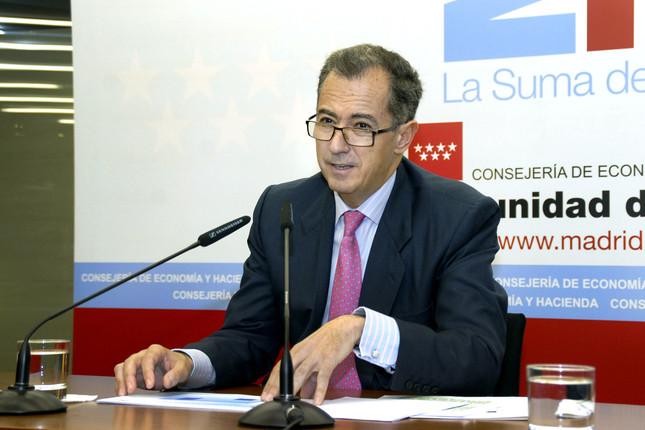 Madrid prevé crecer un 3,3% en 2015