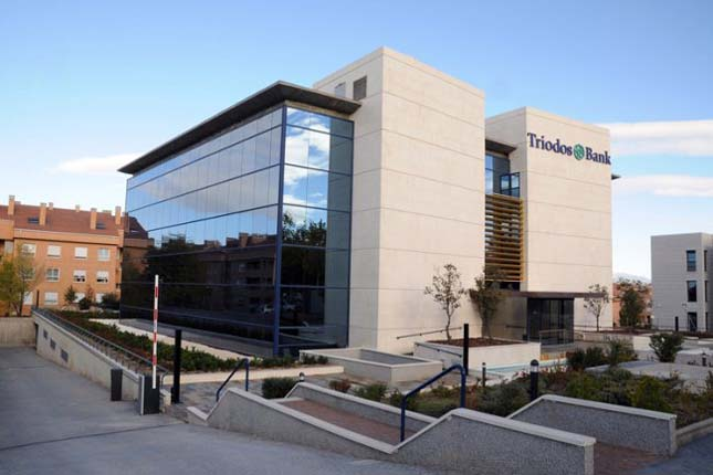 Triodos Bank gana 30,1 millones en 2014