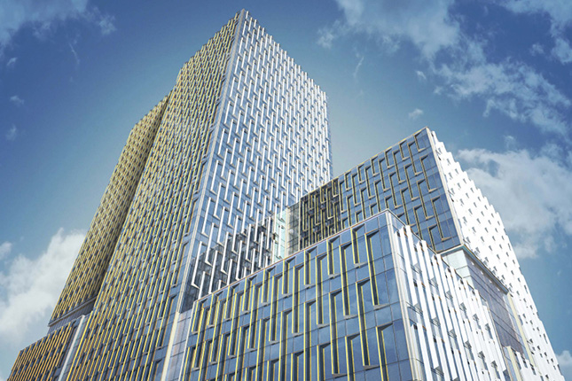 La Torre BBVA Bancomer, nueva innovación arquitectónica de Ciudad de México