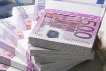 El número de billetes de 500 euros cae en julio