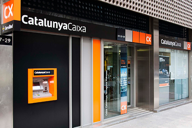 CatalunyaCaixa aumenta sus clientes de renta alta un 1,5%