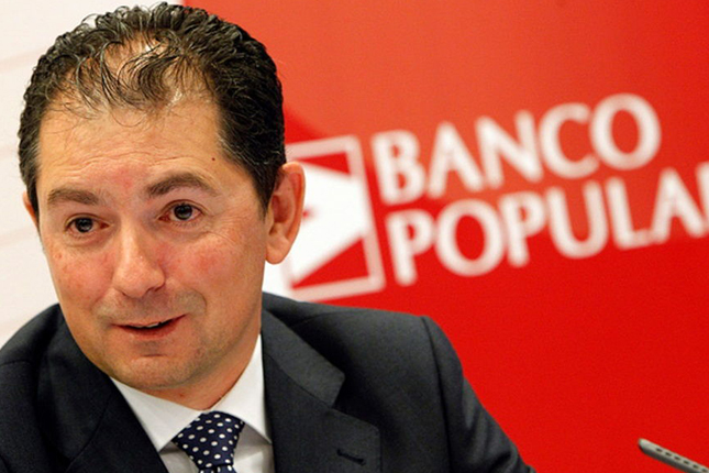Banco Popular: la unión bancaria reduce costes de financiación