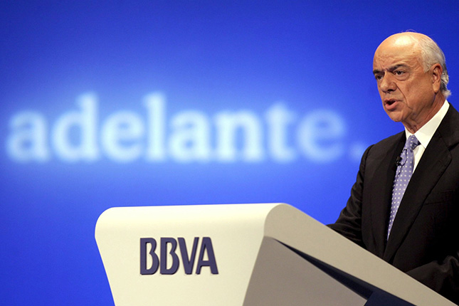 González (BBVA): muchos bancos se quedarán fuera de la transformación digital