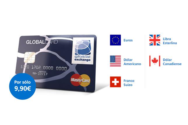Global Exchange lanza su tarjeta prepago multidivisa
