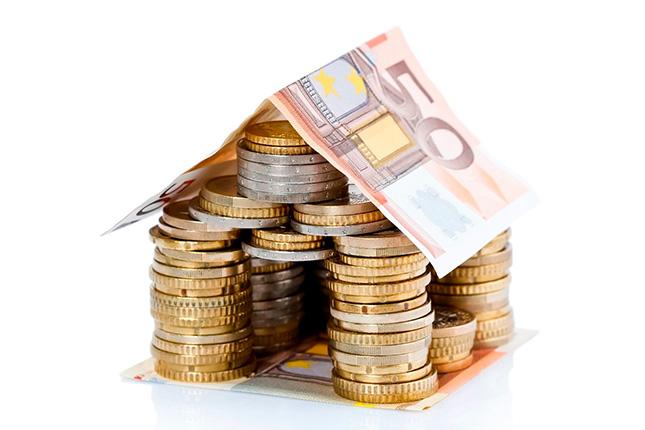 El Euríbor se acerca a tasa mensual negativa en febrero