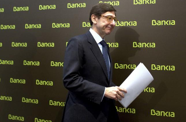 Goirigolzarri (Bankia) percibe 500.000 euros en 2018