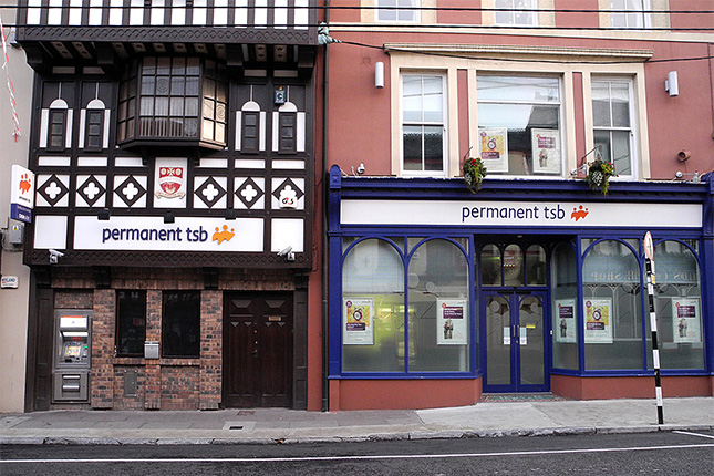 La CE aprueba ayuda al banco irlandés Permanent TSB