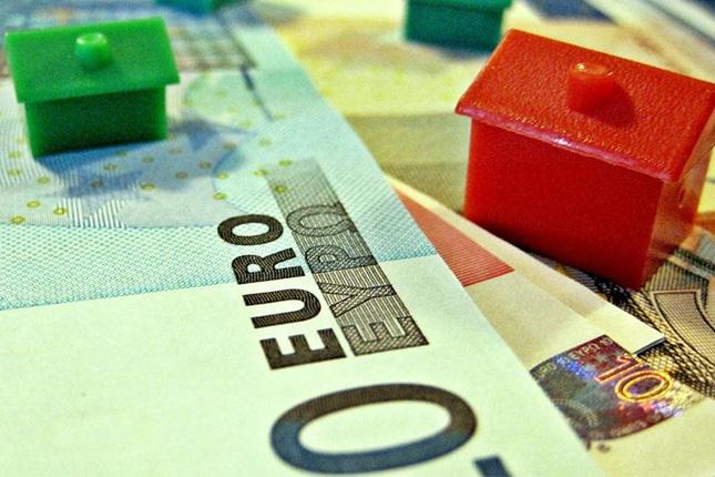 El saldo del crédito hipotecario se reduce un 1,6% hasta marzo