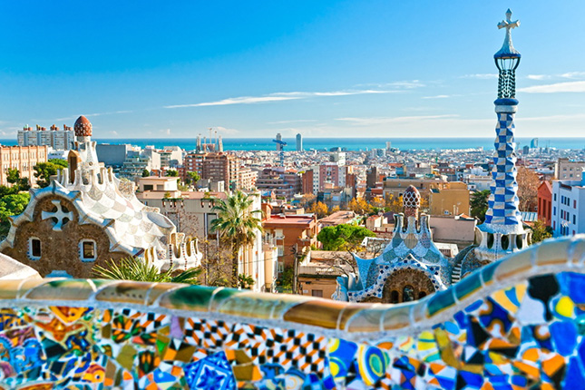España recibió 4,5 millones de turistas en noviembre