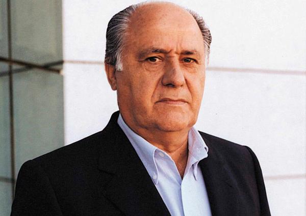 Amancio Ortega ganará 1.626 millones en dividendos