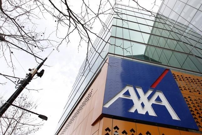 AXA incrementa un 12% su beneficio