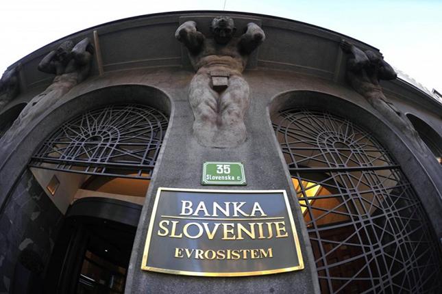 El Banco Central de Eslovenia establece un fondo de rescate para bancos