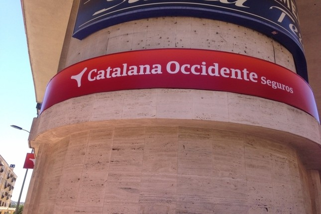 Catalana Occidente gana 268 millones en 2015