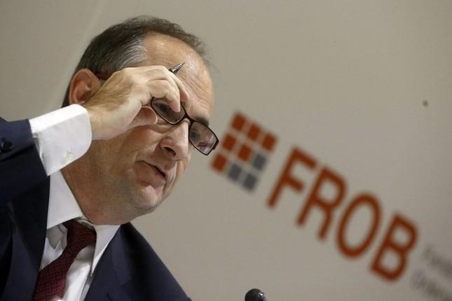 El FROB gana 584 millones con el impulso en Bolsa de Bankia