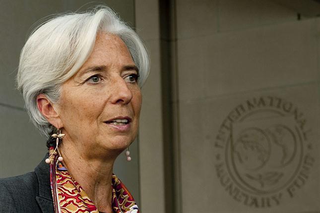 Christine Lagarde dirigirá el FMI por segunda vez