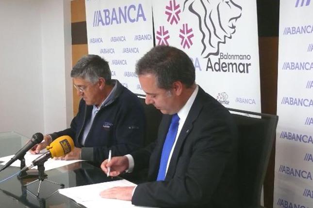Abanca renueva su patrocinio al CB Ademar