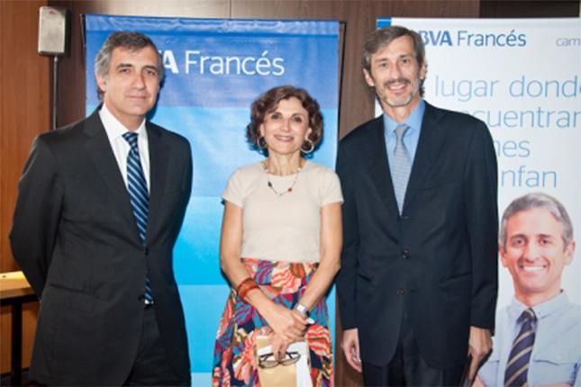 BBVA Francés presenta nueva plataforma para pymes