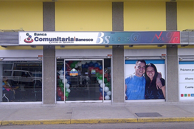 La Banca Comunitaria de Banesco atiende al sector del transporte en Venezuela
