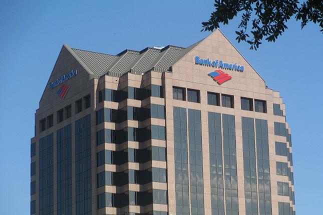 Bank of America gana 2.877 millones de euros en el segundo trimestre