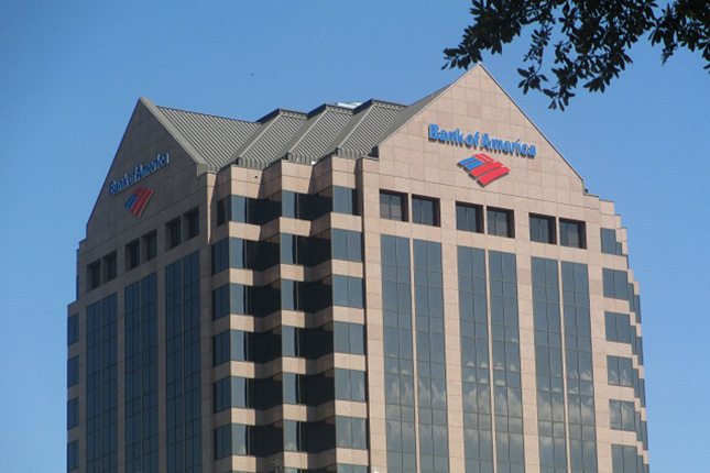 Bank of America financia un parque eólico en Texas
