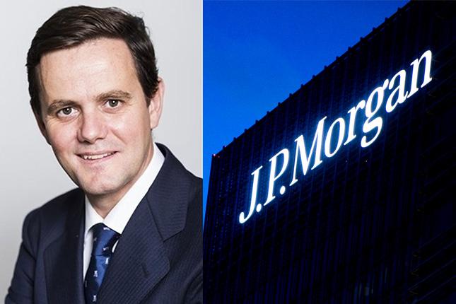 Borja Astarloa, nuevo responsable de Inversiones de JP Morgan Banca Privada para España