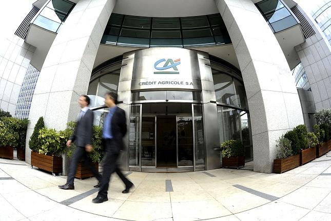 Crédit Agricole gana 3.393 millones entre enero y septiembre