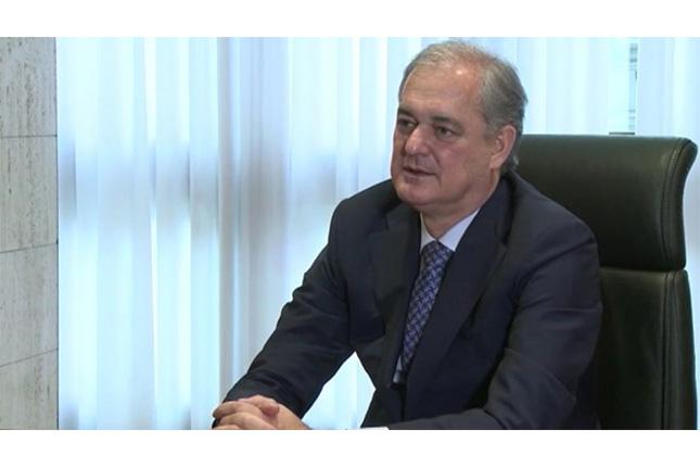 Javier García Lurueña, consejero delegado de Kutxabank