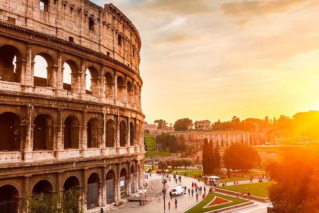 La economía italiana crece un 0,7% en 2015