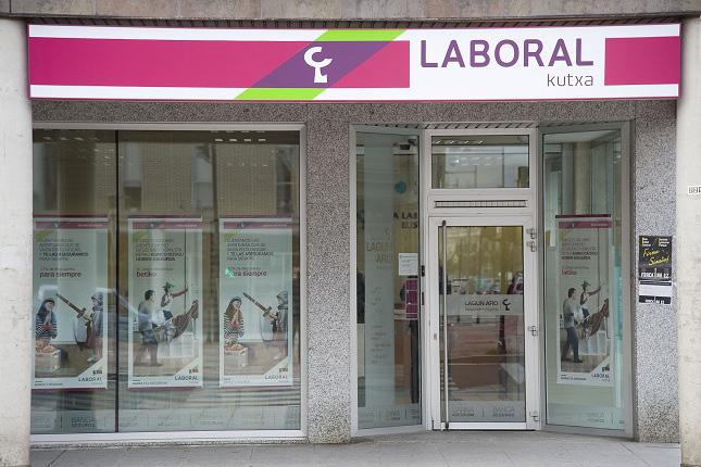 Laboral Kutxa obtiene un beneficio de 67 millones hasta junio