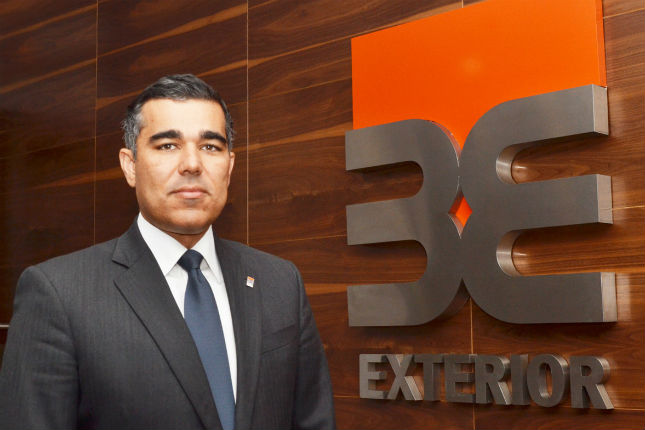 Nelson Acosta, Presidente Ejecutivo de Banco Exterior