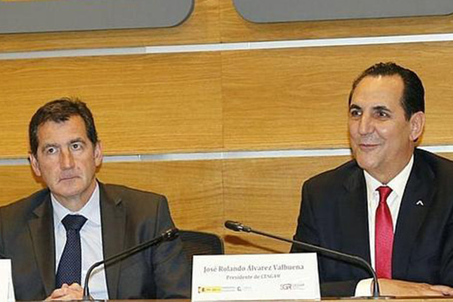 José Rolando Álvarez, reelegido presidente de la SGR-Gesgar