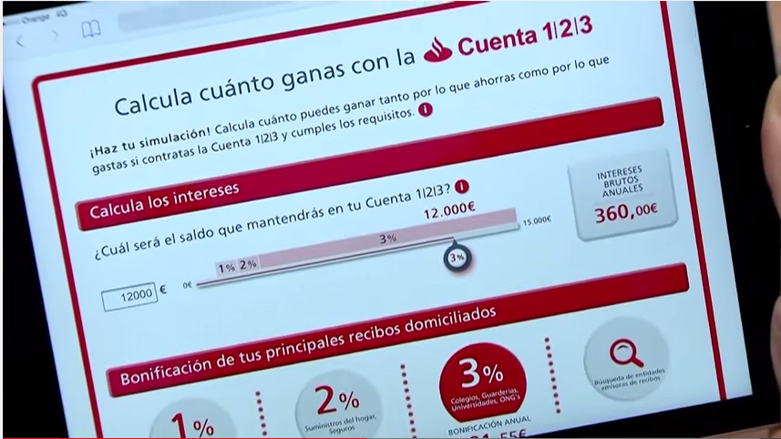 Banco Santander se suma al Black Friday