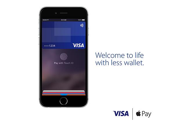 Visa facilita el camino para Apple Pay en México