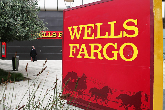 Wells Fargo reduce su beneficio un 12%