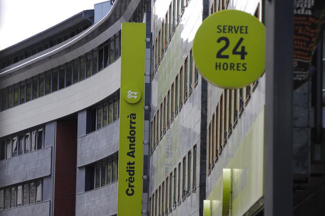 La banca de Andorra gana 156 millones en 2016