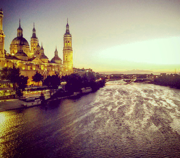 escapada romantica en Zaragoza