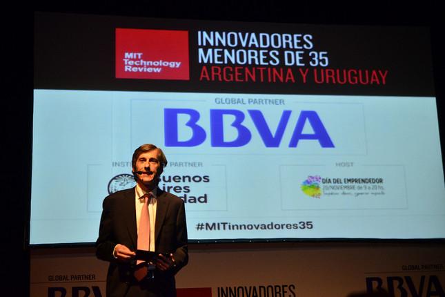 Martín Zarich, nuevo presidente ejecutivo de BBVA Francia