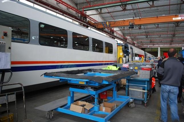Talgo fabricará seis trenes para la ENR de Egipto