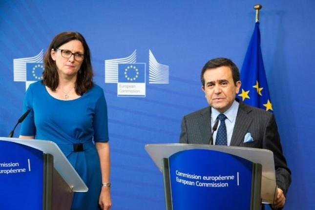 UE y México, en negociaciones para un nuevo acuerdo comercial